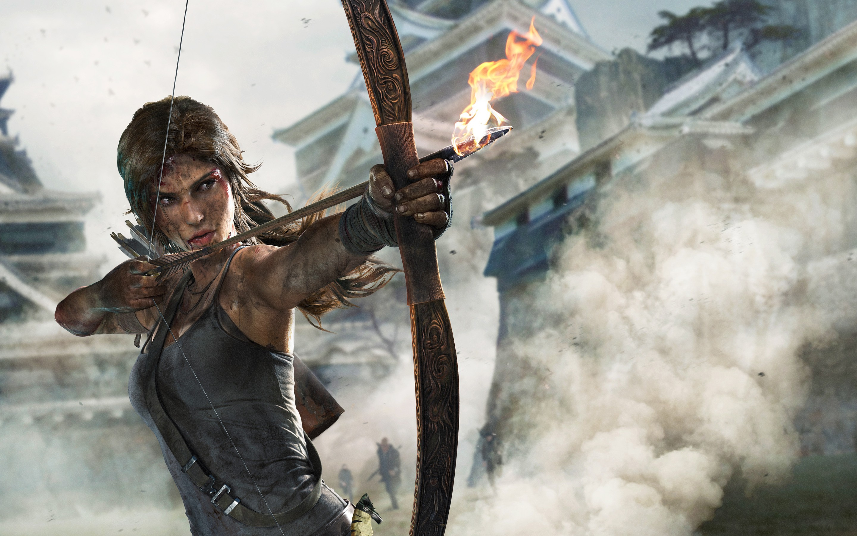 Tomb Raider: svelate nuove foto dal set
