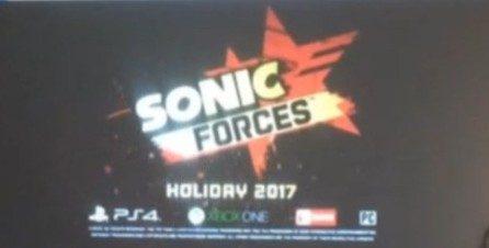 Sonic Forces: SEGA rivela ufficialmente la vera identità di Project Sonic 2017