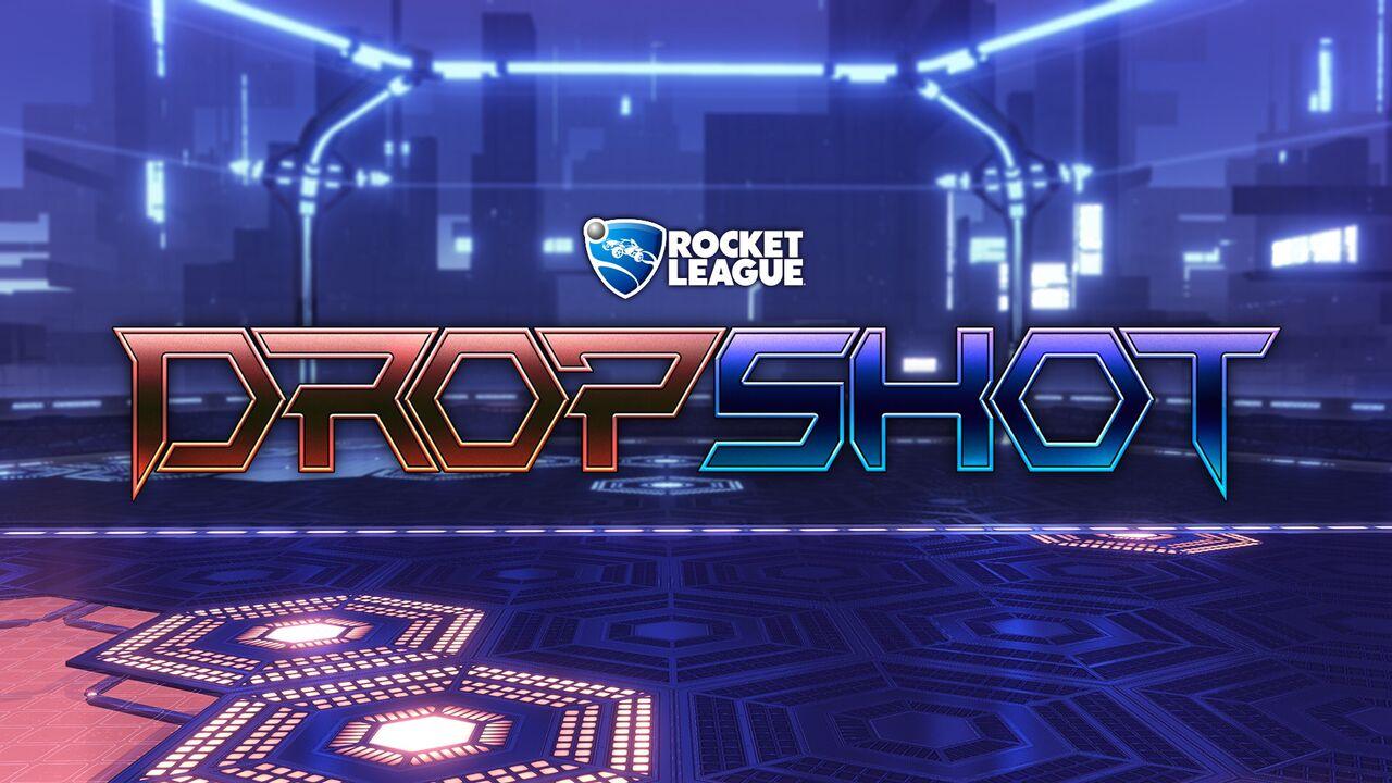 La nuova modalità Dropshot per Rocket League in arrivo il 22 marzo