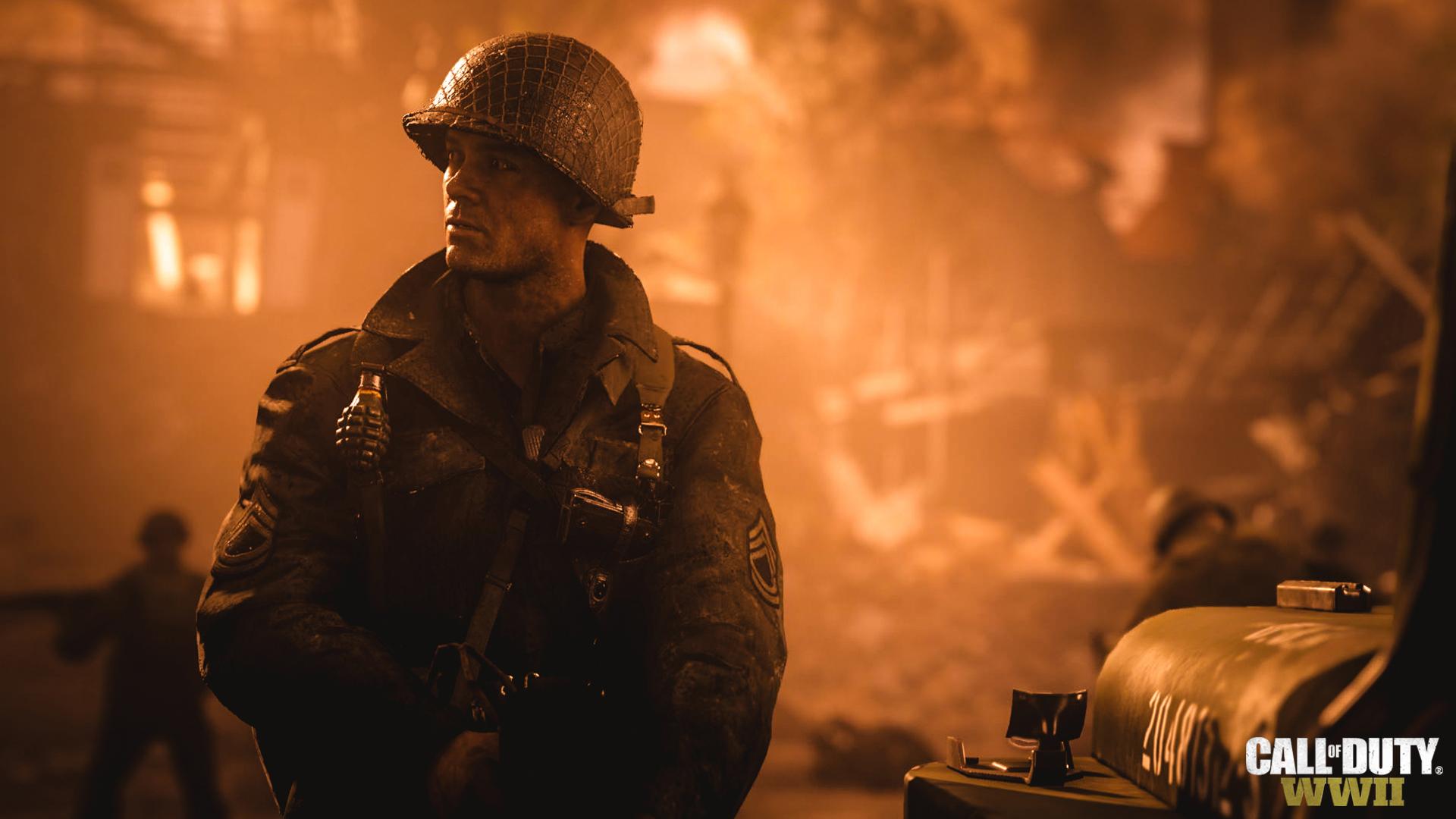 Call of Duty WWII senza rigenerazione, si torna ai medikit?