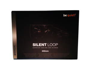 be quiet!, Silent Loop 240, dissipatore AIO