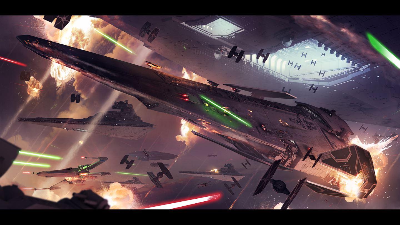 EA annuncia la CLOSED BETA di Star Wars Battlefront II