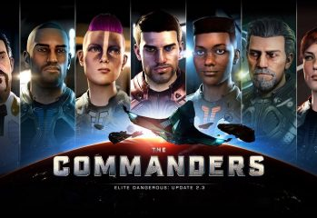 Elite Dangerous 2.3 Commanders