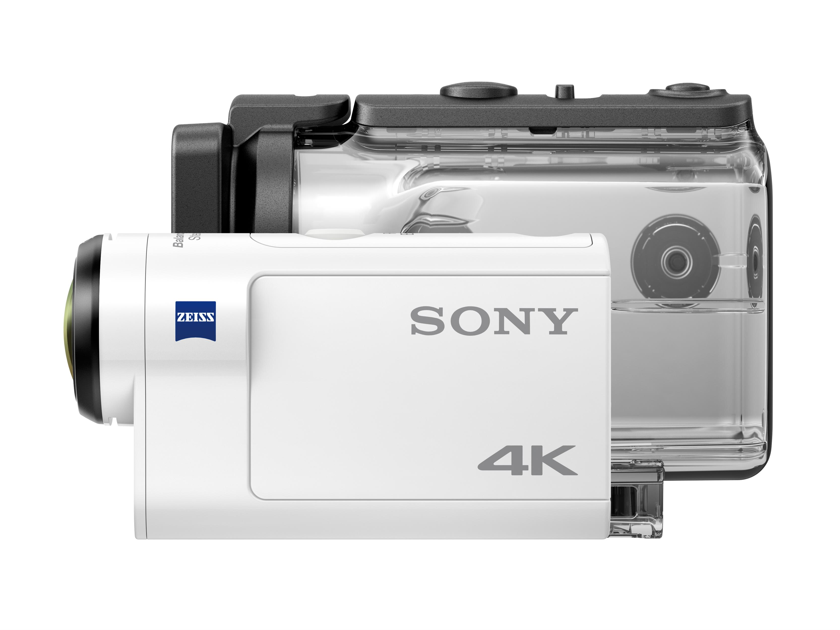 Sony Alpha 9, la mirrorless full frame per i