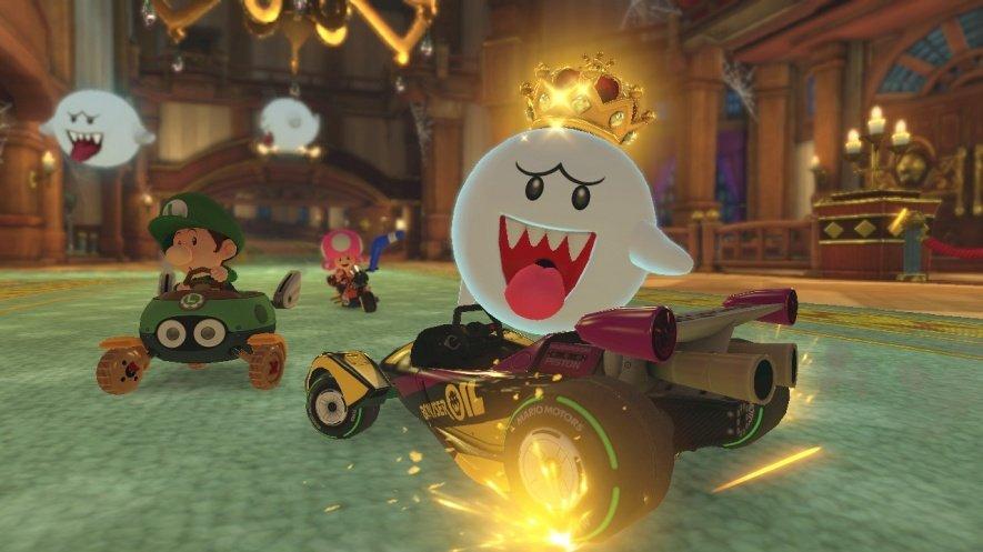 Mario Kart 8 Deluxe analizzato da Digital Foundry