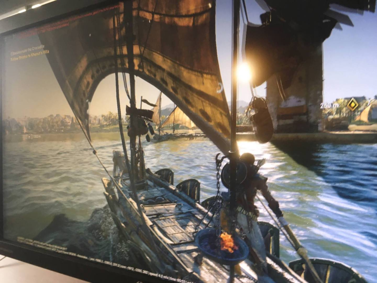 Trapelato in rete uno screen di Assassin's Creed Origins