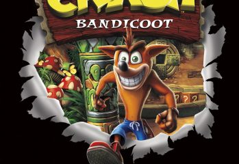 Crash Bandicoot N.Sane Trilogy - Crash Bandicoot Keyart