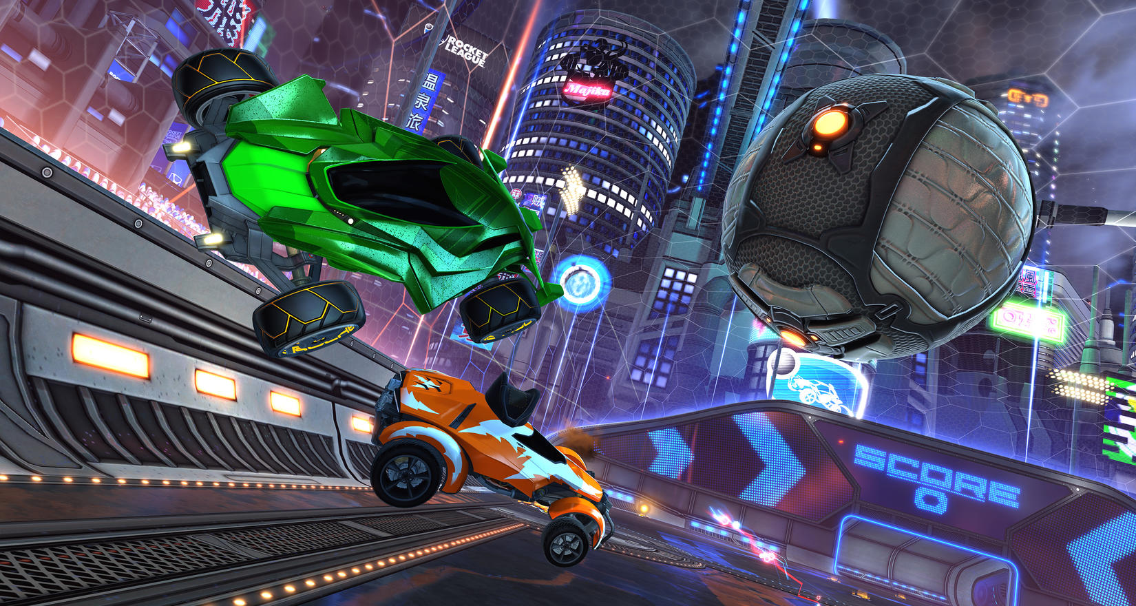 Rocket League I Contenuti Dell Update 1 34 Gamesvillage It