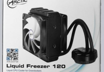 Arctic Liquid Freezer 120