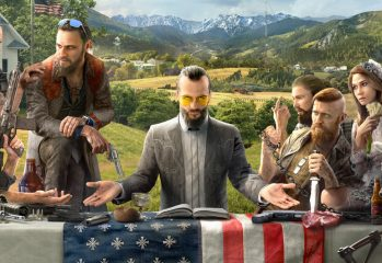 far Cry 5 Keyart Official