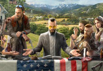 far Cry 5 Keyart Official