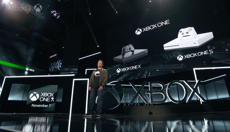 E3 2017: il nome ufficiale di Project Scorpio è Xbox One X