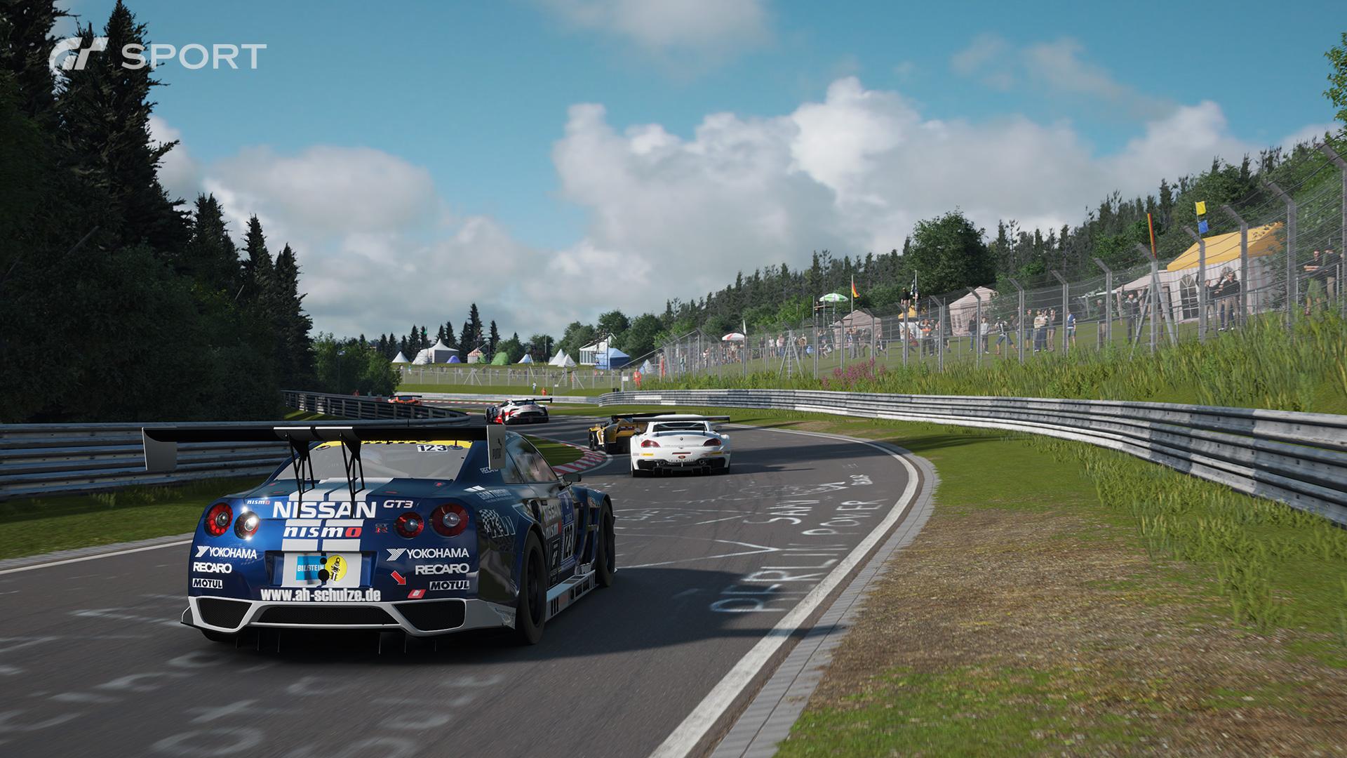 Gran Turismo Sport: dettagli sui DLC, confermato l'arrivo delle vetture Super GT