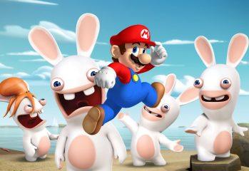 Mario+Rabbids: Kingdom Battle