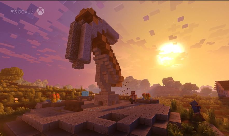 Minecraft: un account Xbox Live per sfruttare il cross-play su Switch