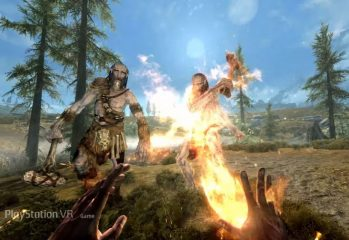 The Elder Scrolls Online V: Skyrim VR