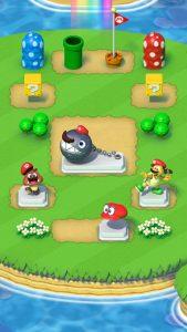 Super Mario Run Crossover Items