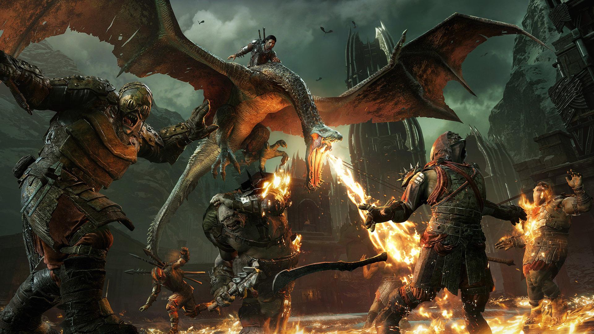La Terra di Mezzo: L'Ombra della Guerra in bundle con Xbox One S, nuovo trailer da Colonia