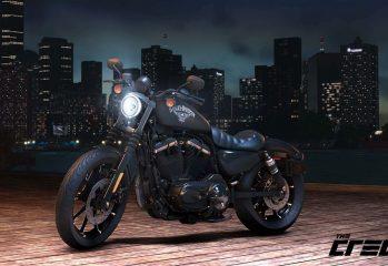 The Crew 2 Harley Davidson 883