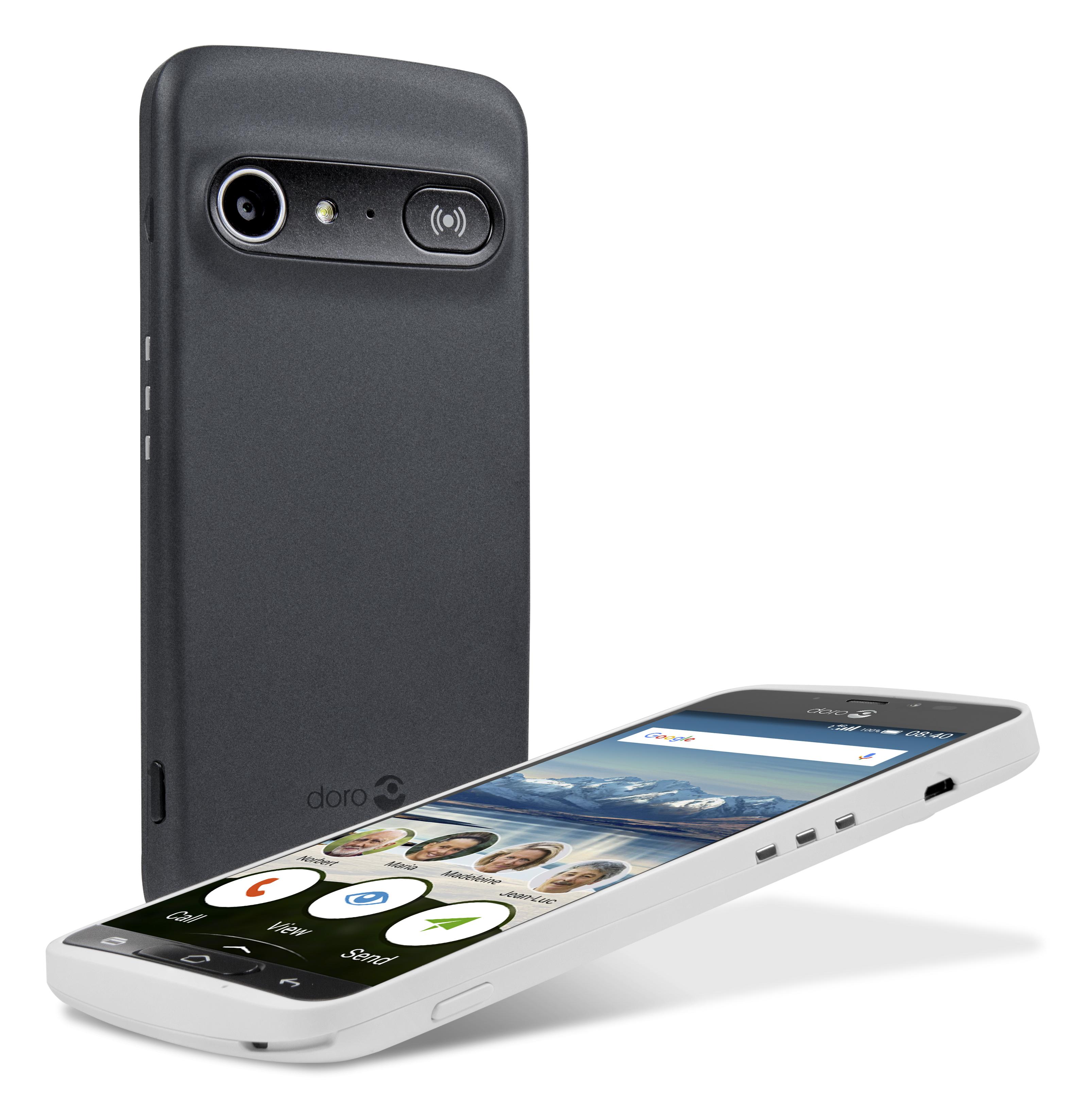 doro presenta il senior smartphone doro 8040 ifa 2017. Black Bedroom Furniture Sets. Home Design Ideas