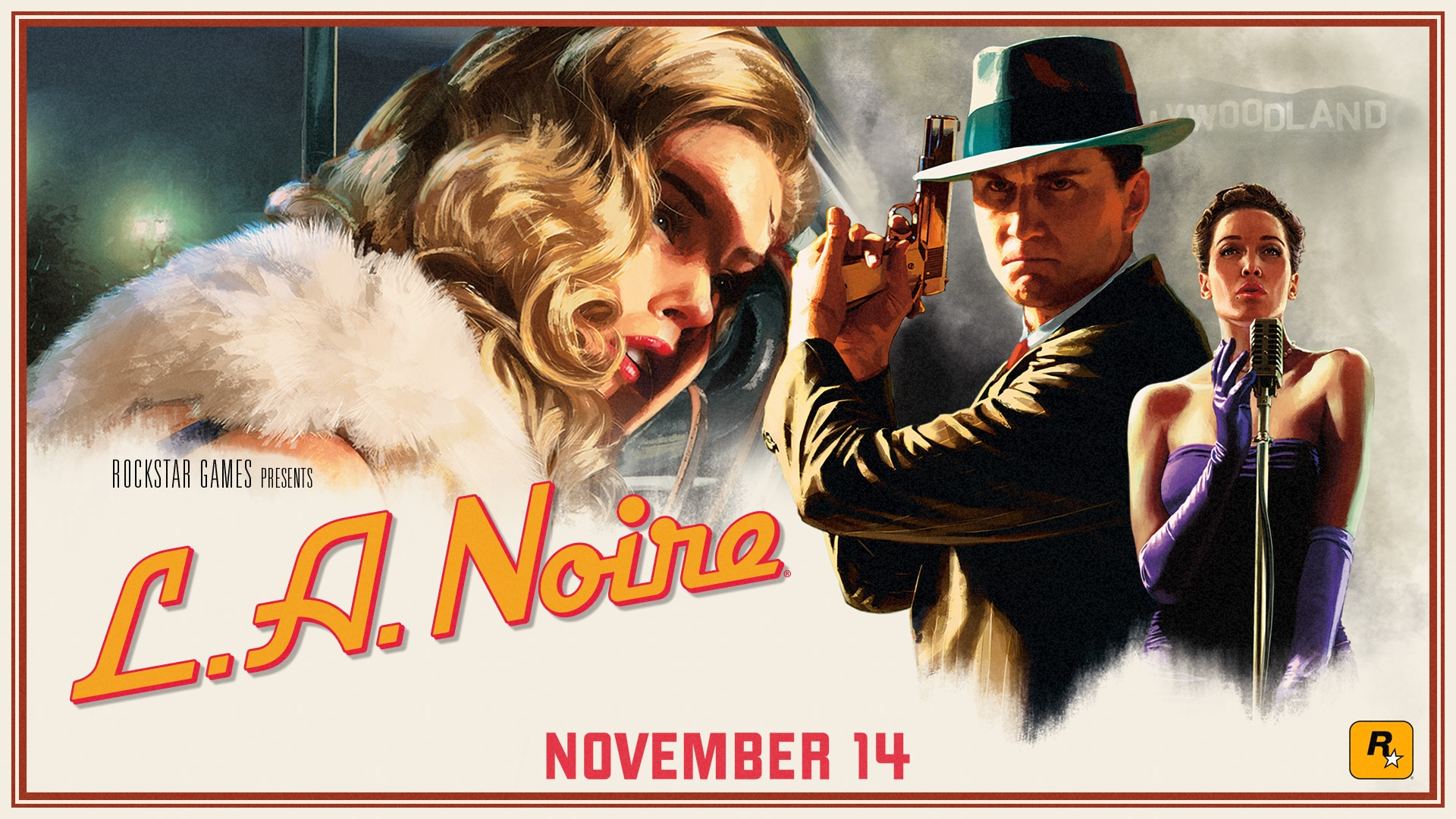 LA Noire arriva su PS4, Xbox One, Switch e HTC Vive