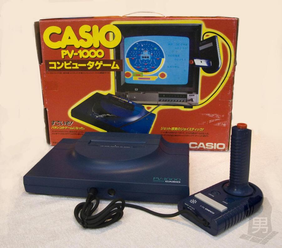Casio PV 1000