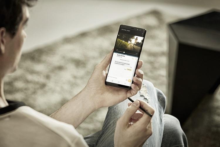 Galaxy Note 8 disponibile all'acquisto in 42 paesi