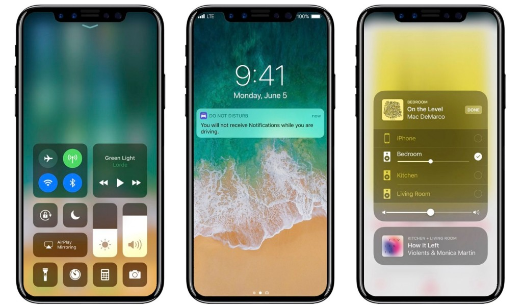 Rivedi l'evento Apple: iPhone X, iPhone 8 e 8 Plus