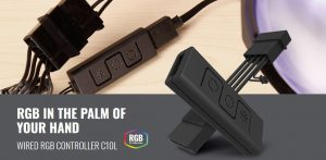 Cooler Master, ventole, RGB, fan controller, C10L, AirFlow, AirPressure, AirBalanced