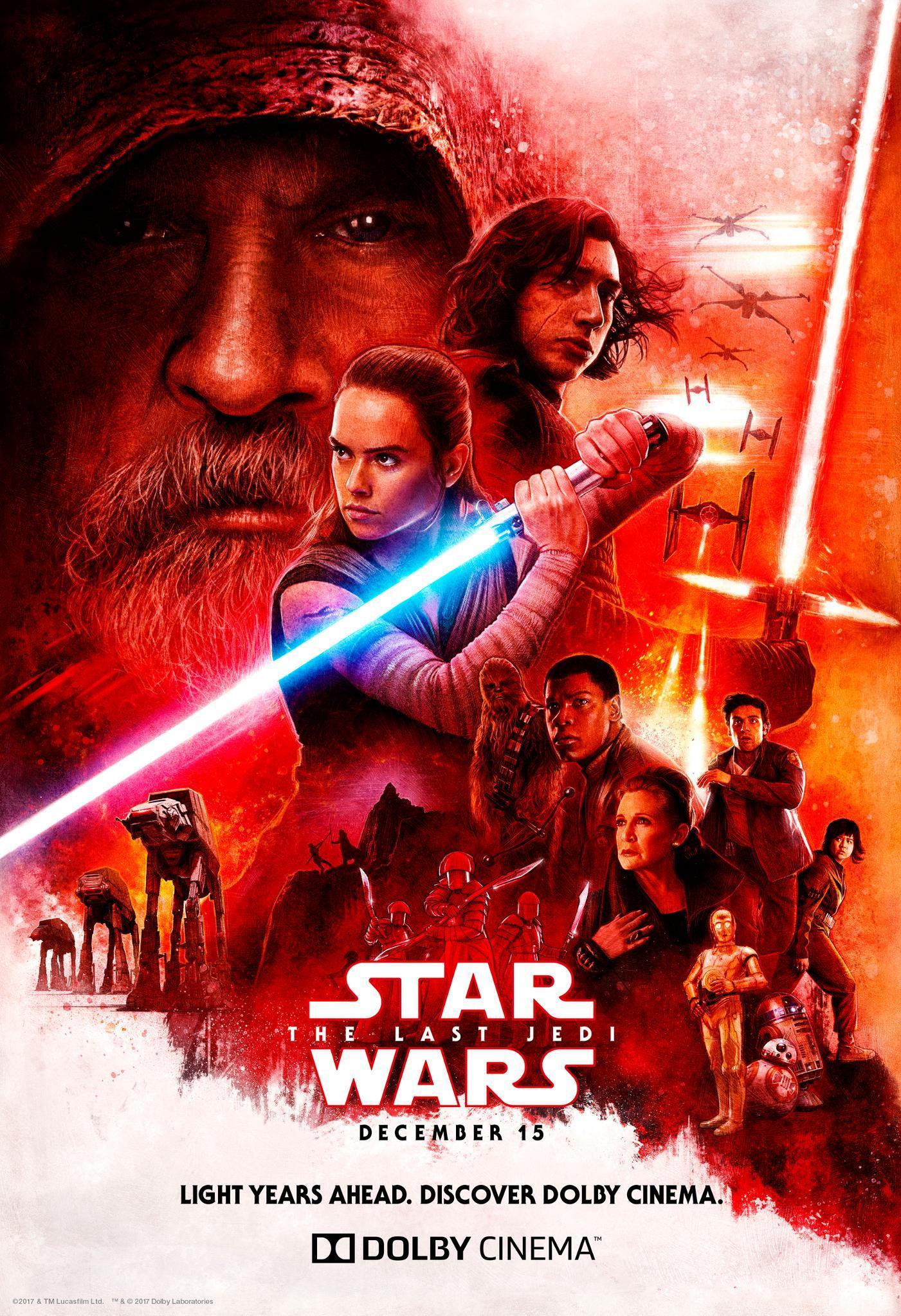 Star Wars: Gli ultimi Jedi (2017) DVDRip AC3 ITA