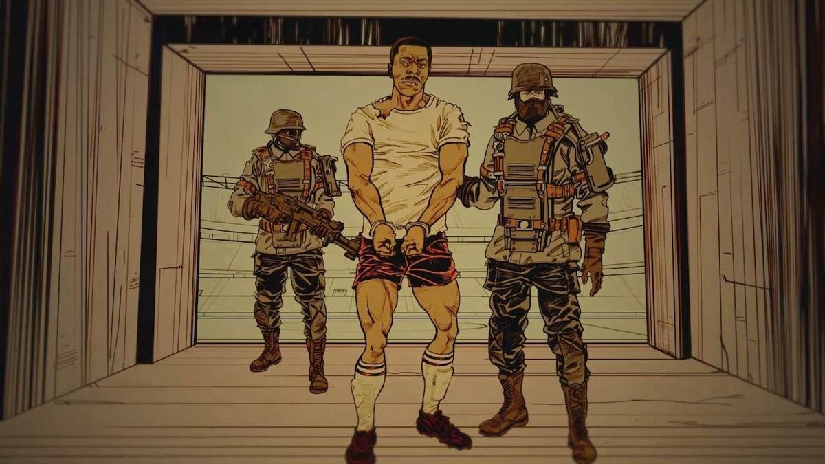 Wolfenstein II Le avventure di Pistolero Joe