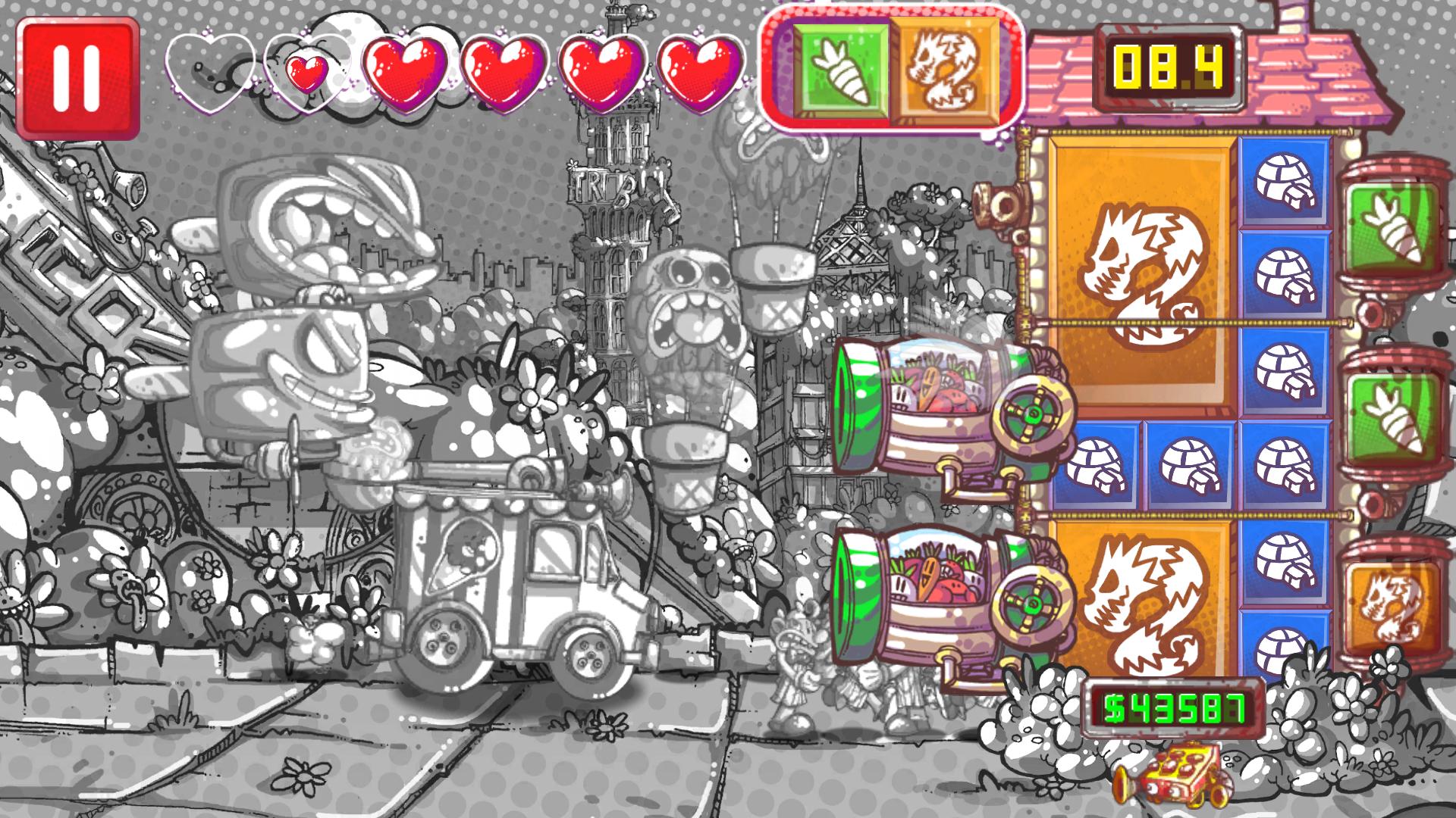 Gunhouse, il titolo di Necrosoft disponibile per Nintendo Switch