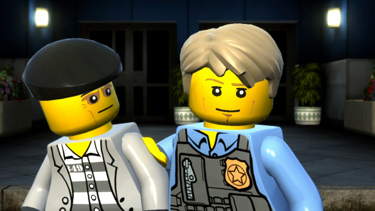Lego city undercover recensione u gamesvillage