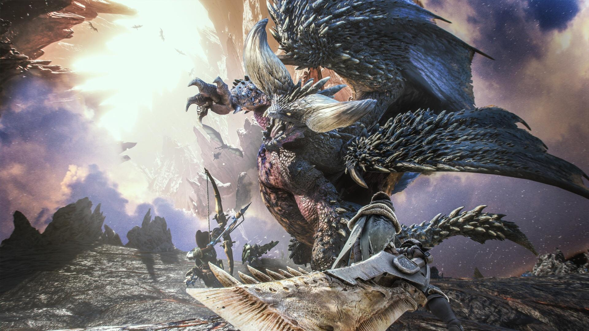 Monster Hunter: World, il bundle PlayStation 4 ''Rathalos Edition'' arriverà in Europa, ma solo in Francia