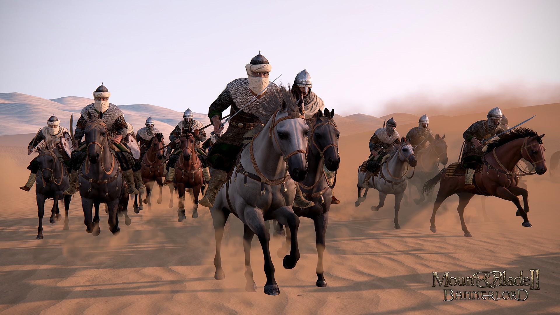 Mount & Blade II Bannerlord Aserai