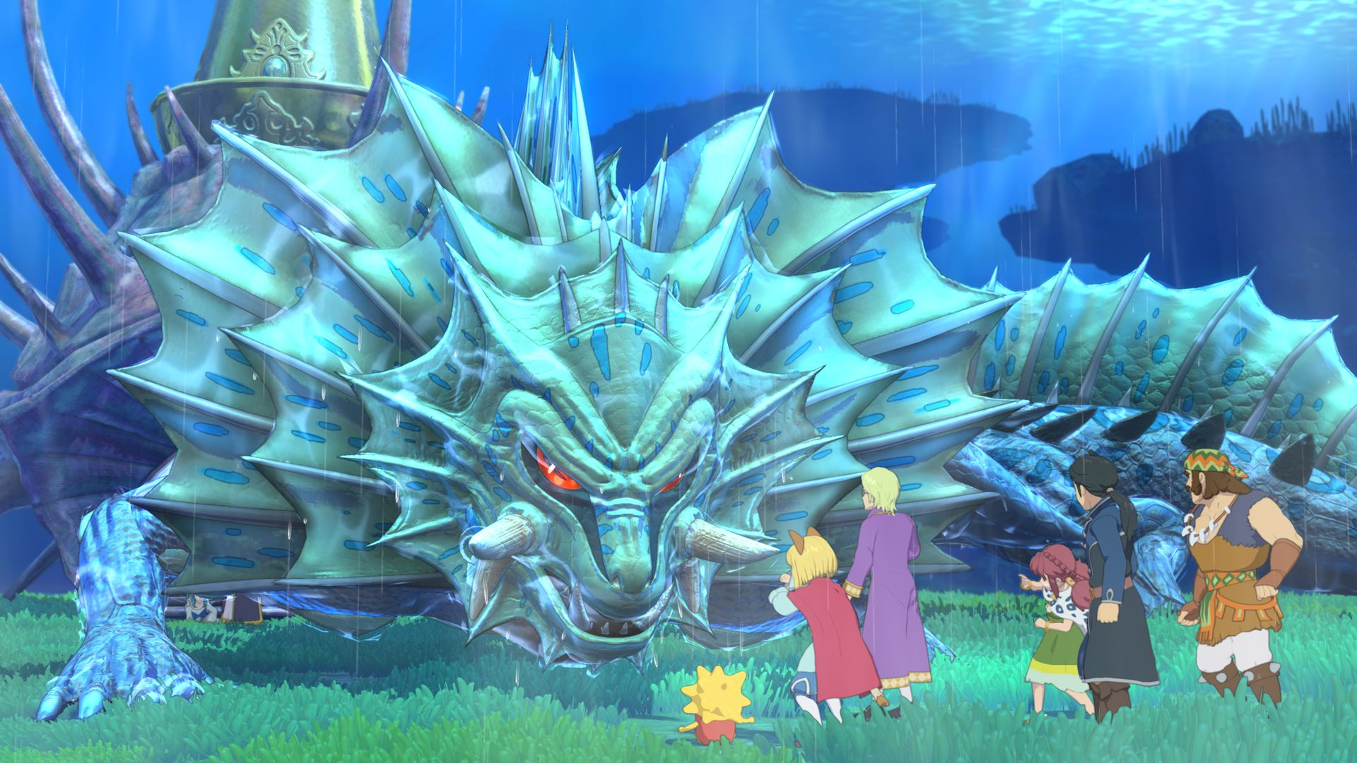 Ni No Kuni II: Revenant Kingdom, online un nuovo video gameplay