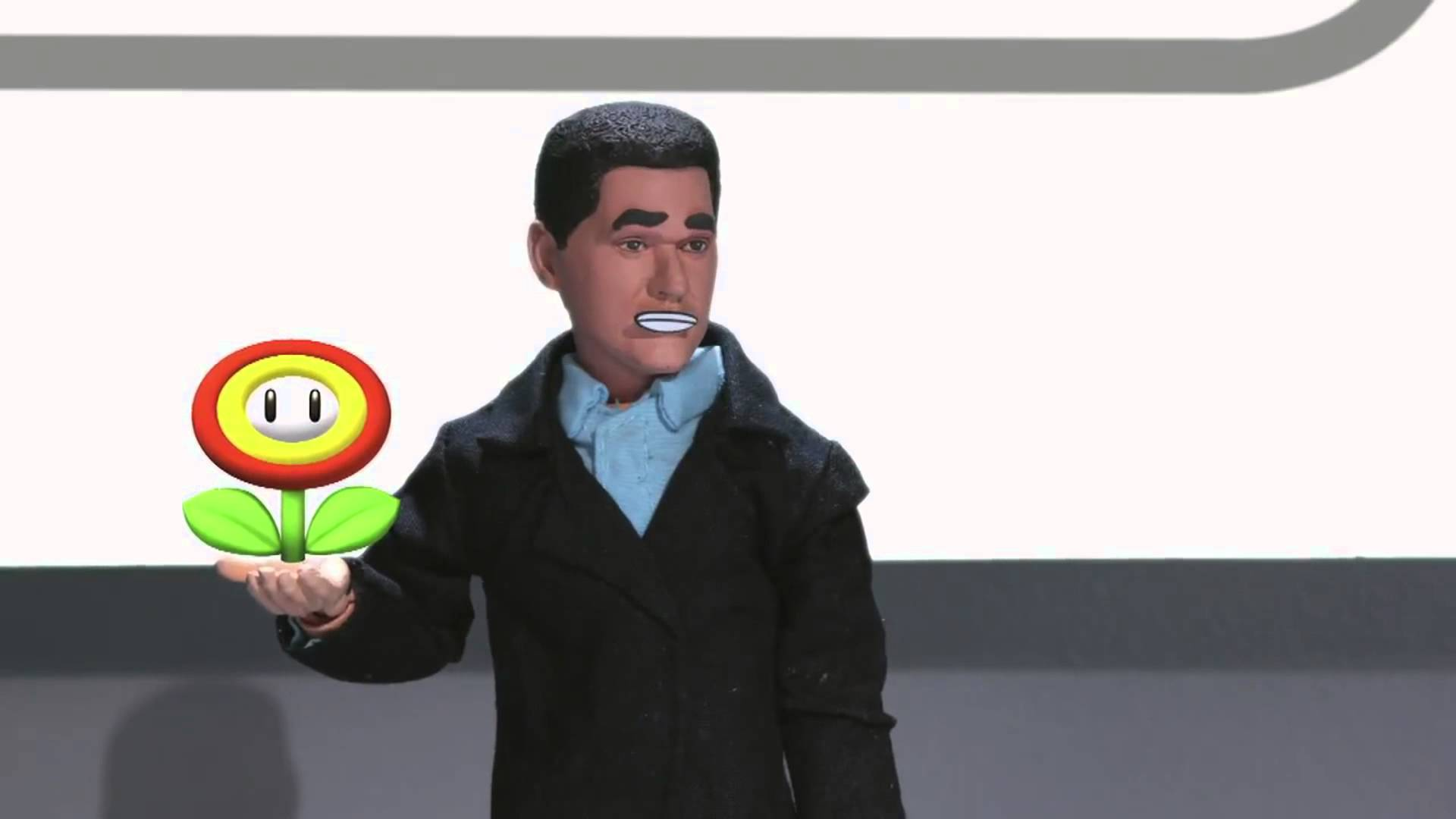 Nintendo Reggie Fils-Aime Direct