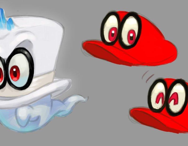Super Mario Odyssey Concept
