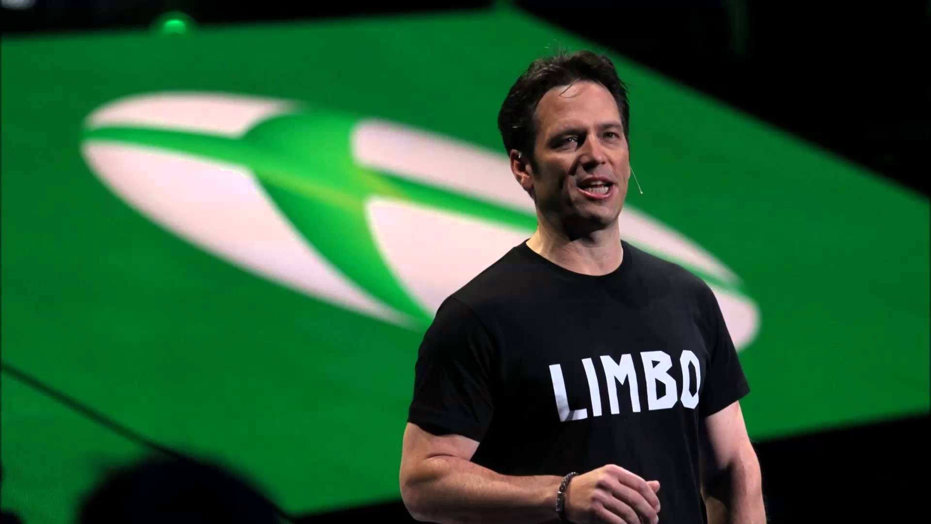 Phil Spencer Microsoft Xbox E3