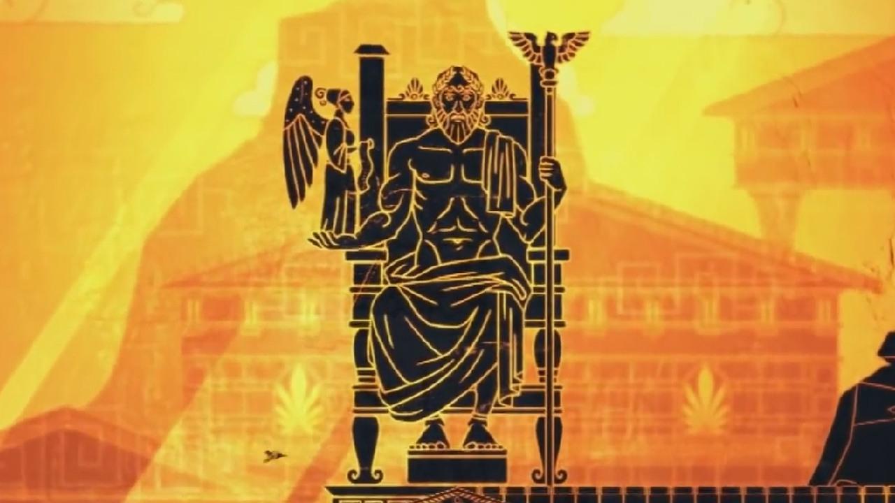 Apotheon Zeus
