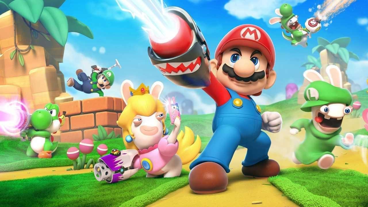 Mario + Rabbids: Kingdom Battle Gold Edition è in arrivo in edizione fisica