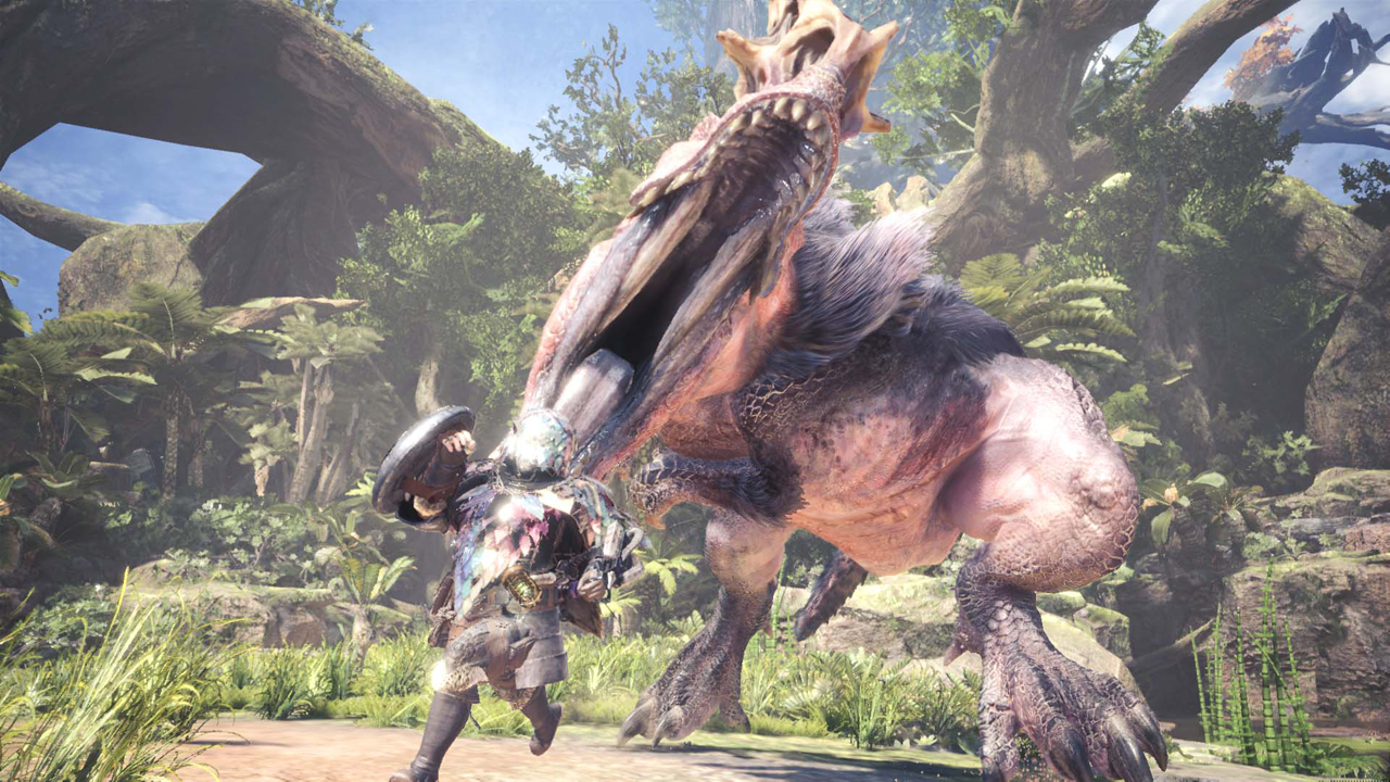 Monster Hunter World: nessuna uscita prevista su Nintendo Switch