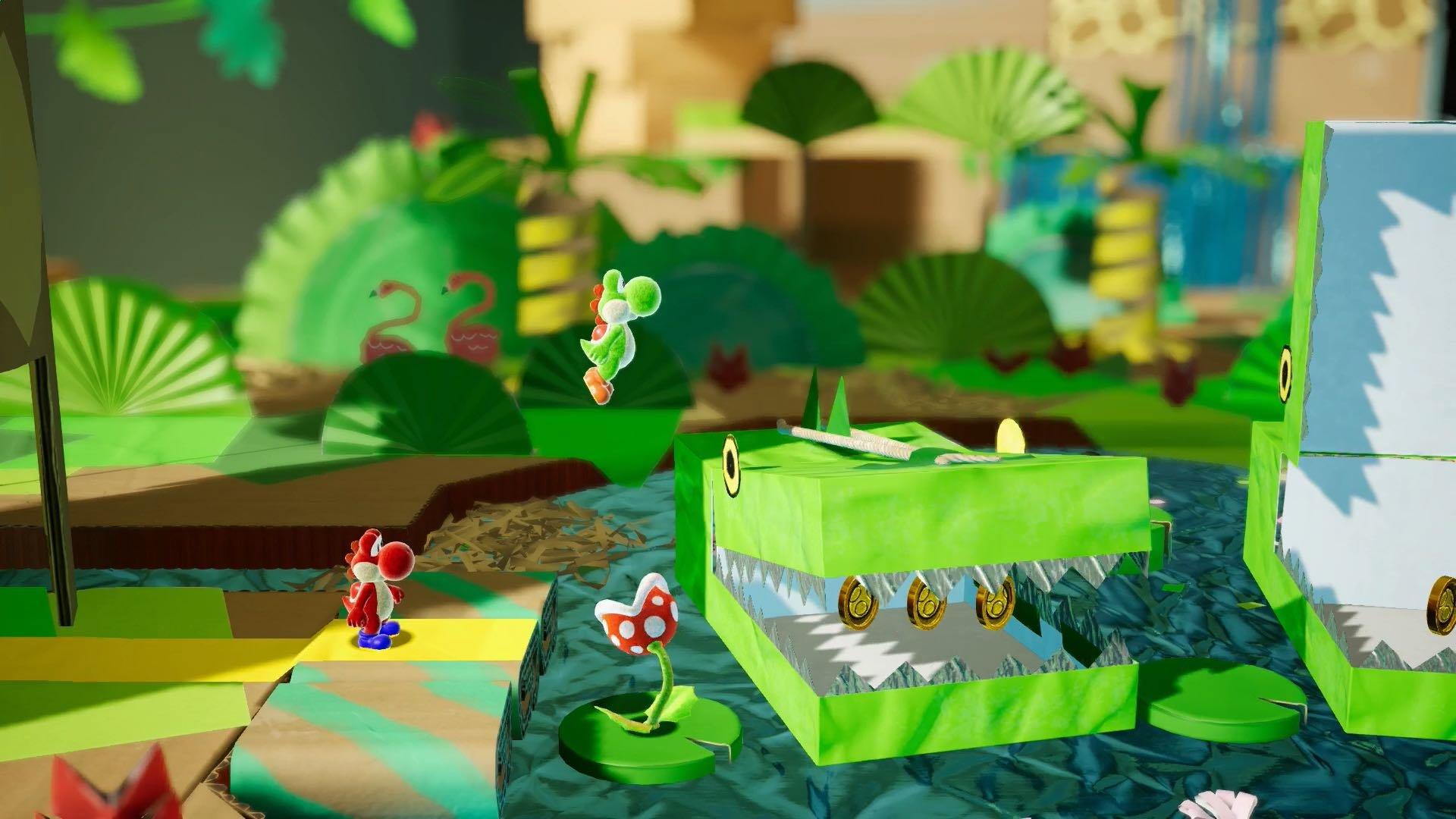 Amazon Italia pubblica la data di uscita di Yoshi per Nintendo Switch