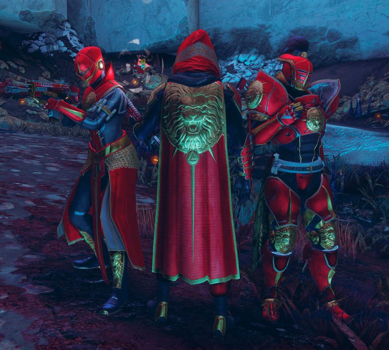 destiny 2 how to change faction