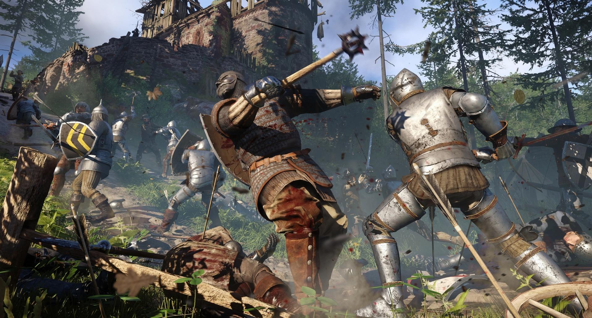 Kingdom Come: Deliverance svela i progetti per futuri DLC: tre nuove storie entro la fine dell''™anno