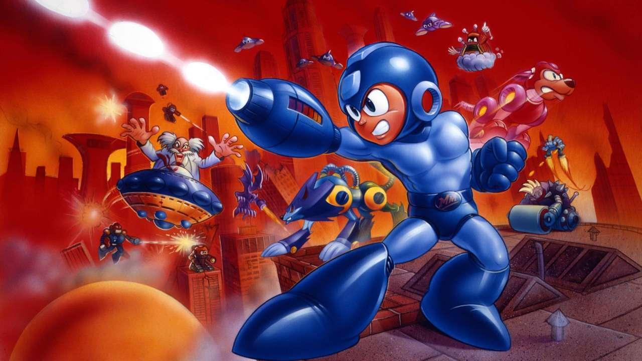 Capcom svela il sistema di combattimento Double Gear di Mega Man 11