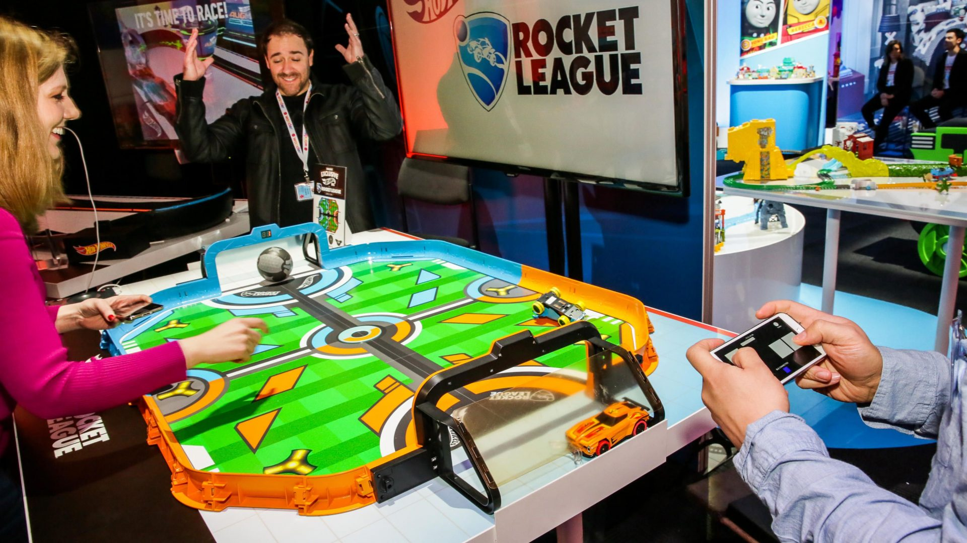 Rocket League: presentate le Hot Weels fatte da Mattel ...