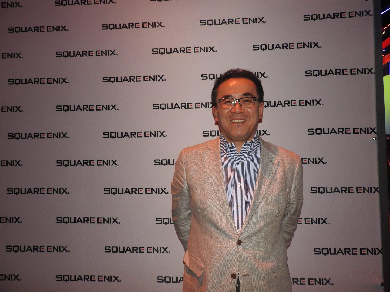 Yosuke Matsuda Square Enix