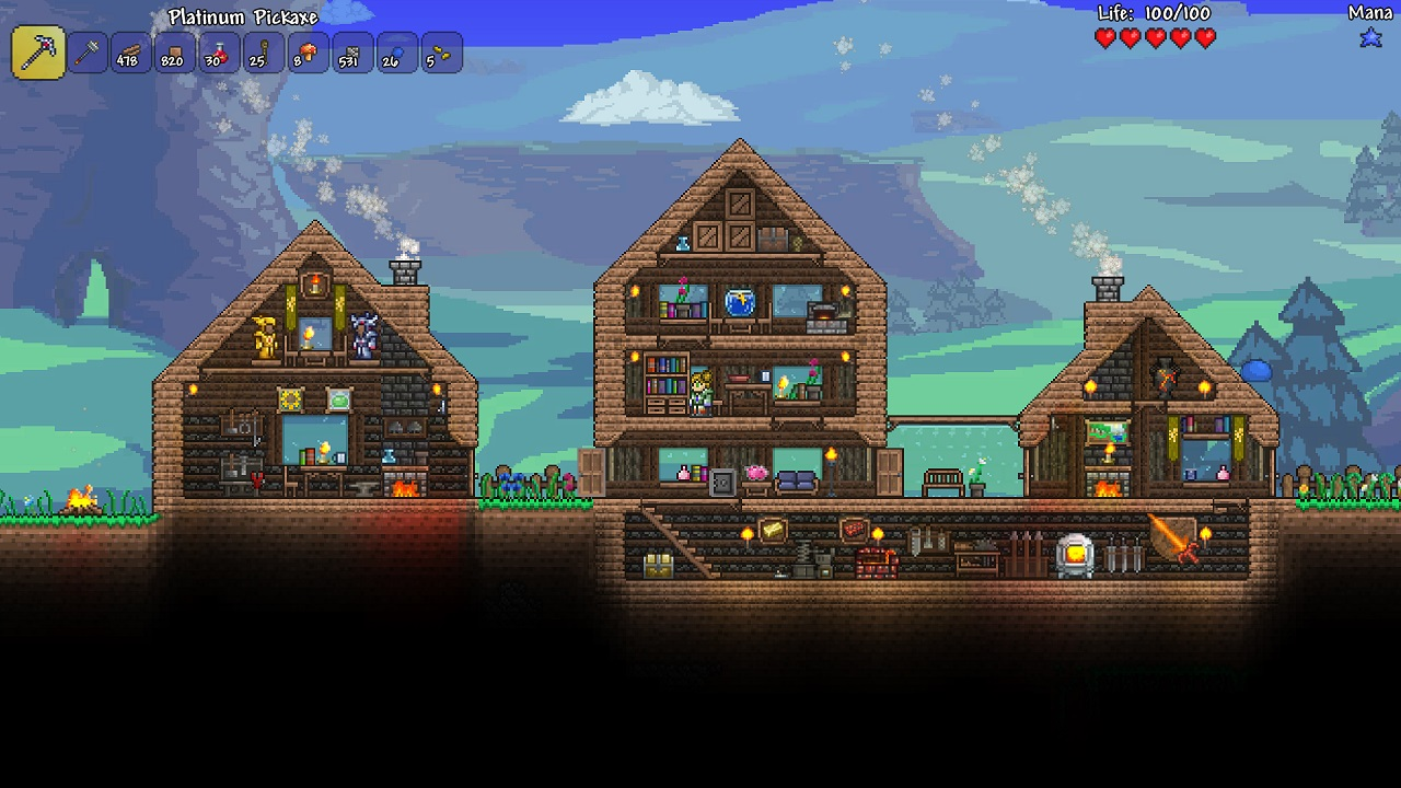 how to download terraria maps on xbox one