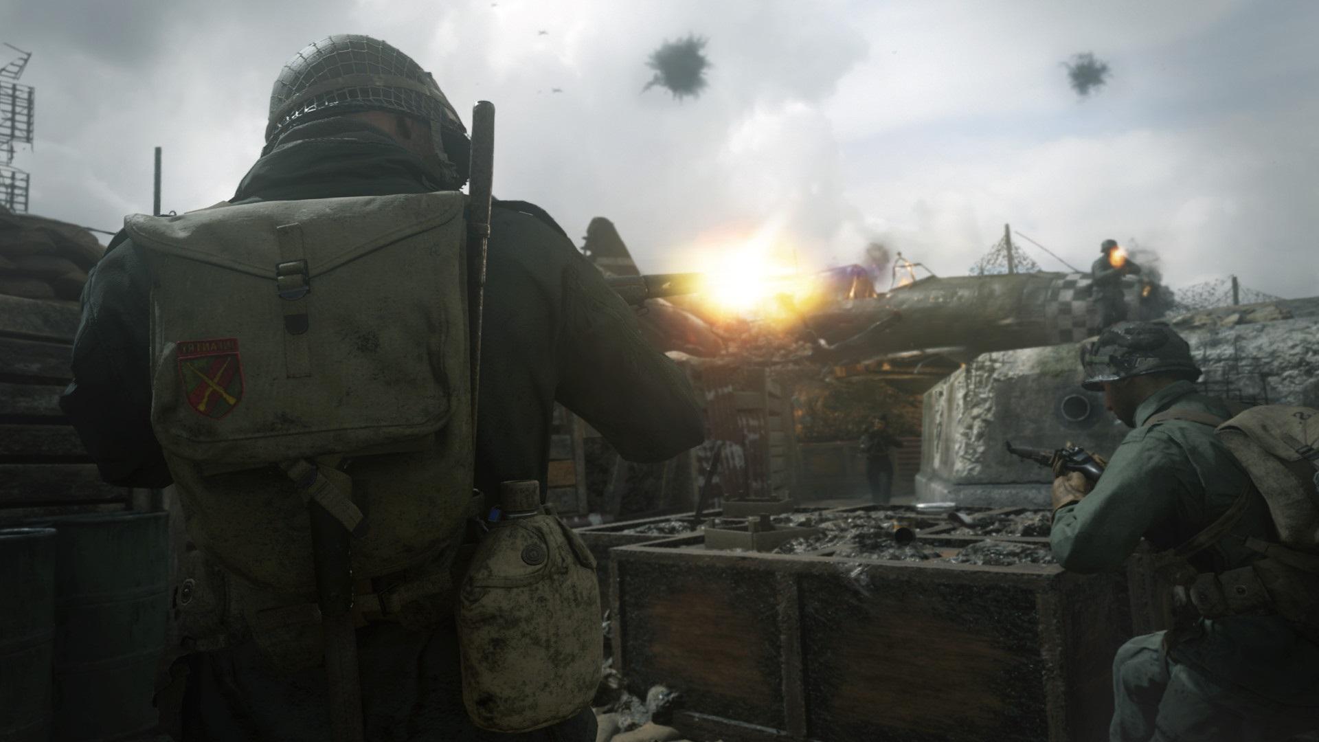 Call Of Duty: World War II, un teaser su Twitter annuncia un evento per San Patrizio